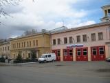 Фасад учебного здания